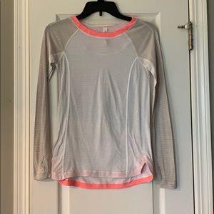 Lululemon Running shirt